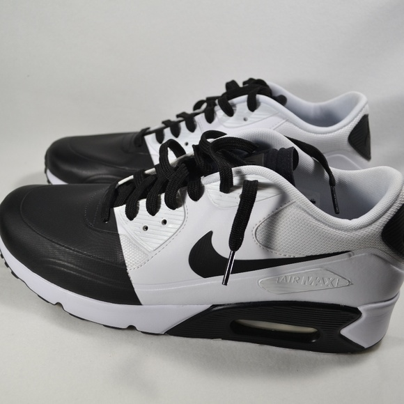 hot sale online 8bf51 94bf9 Nike Shoes | Air Max 90 Ultra 20 Se Black White Size 10 | Poshmark